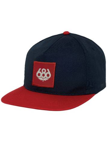 Casquette 686 Waterproof Knockout Navy