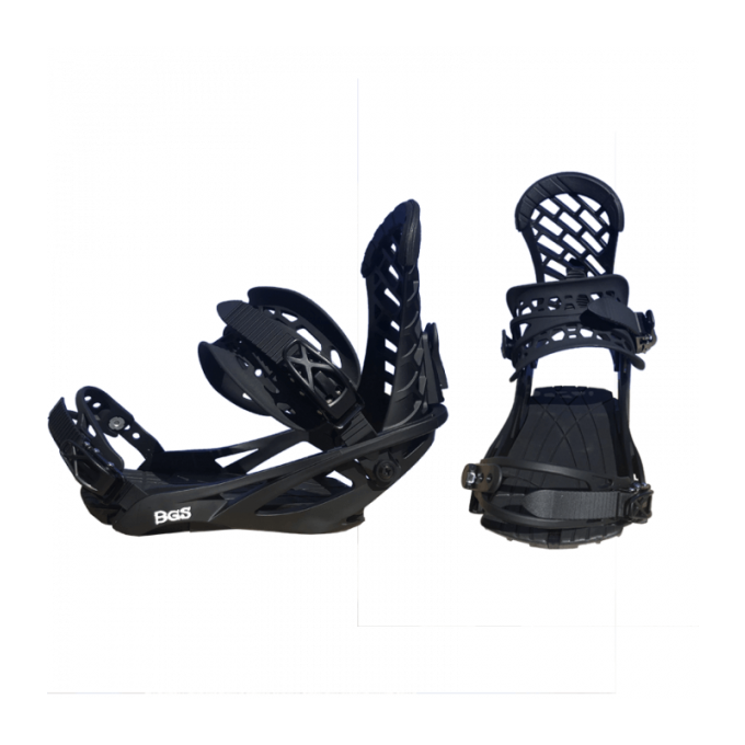 Fixations de snowboard BGS Bindings