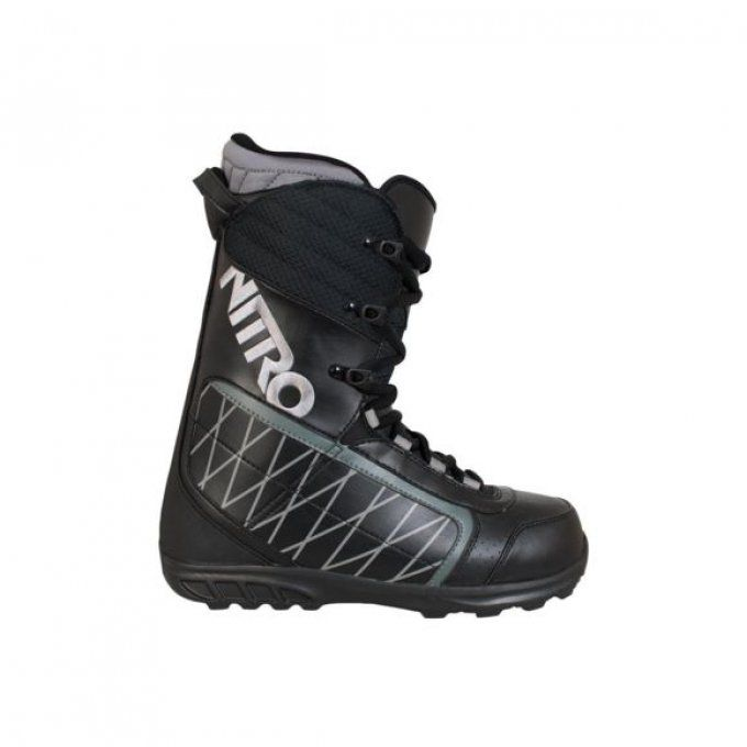 Boots snowboard Nitro Grifter Black 2014