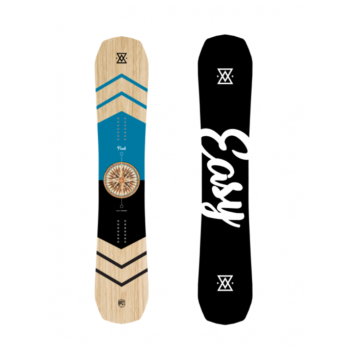 Snowboard Easy Peak 2020