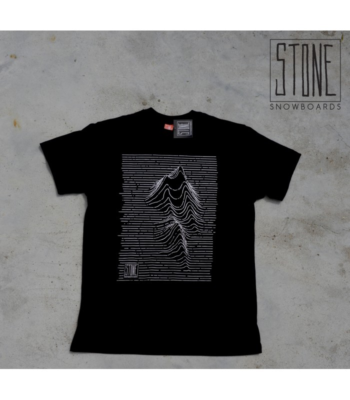 T-shirt Mountain Stone Snowboards